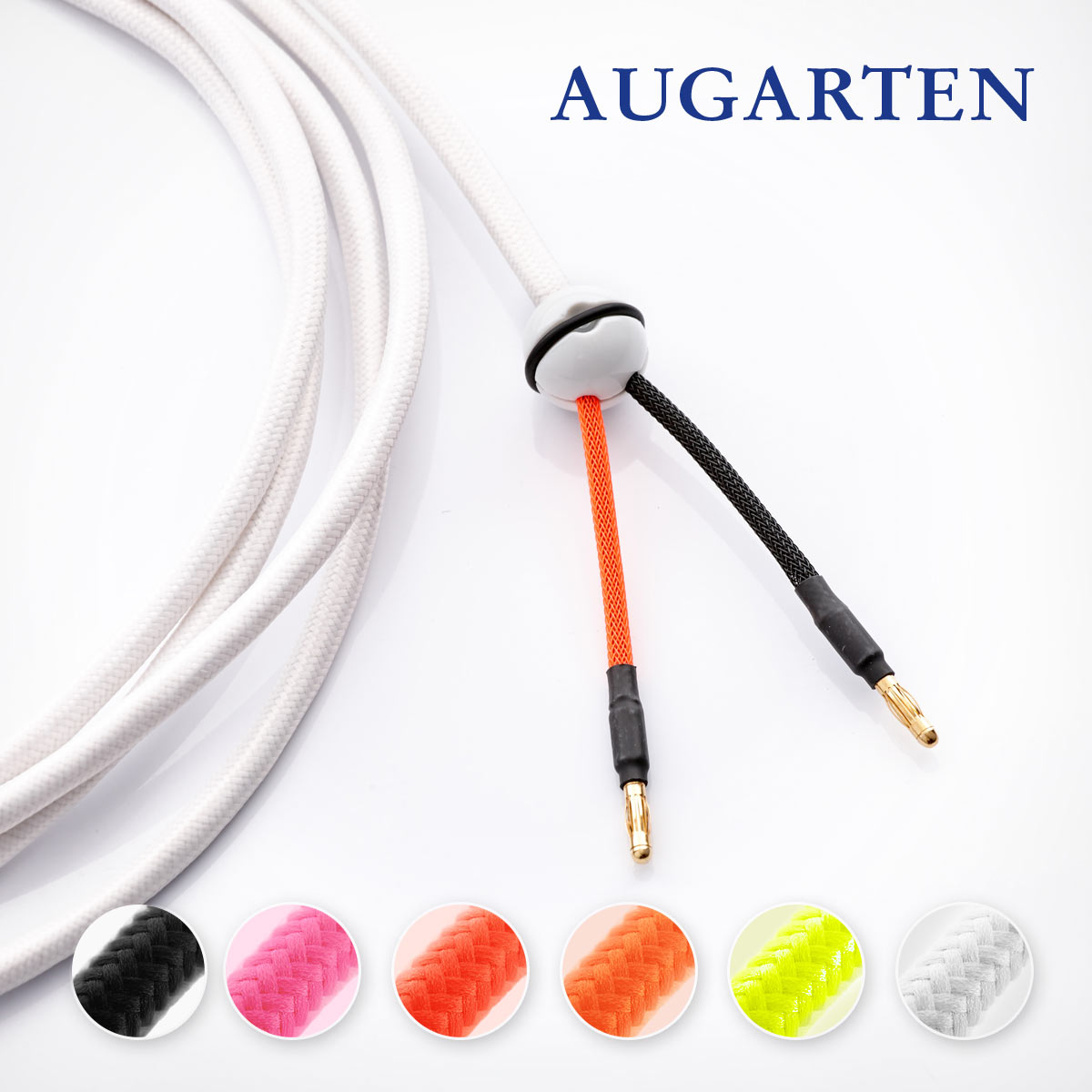 Kabel Augarten - mo° sound Kugellautsprecher