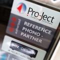 ProJect Audio Partner Geschäft in Wien.
