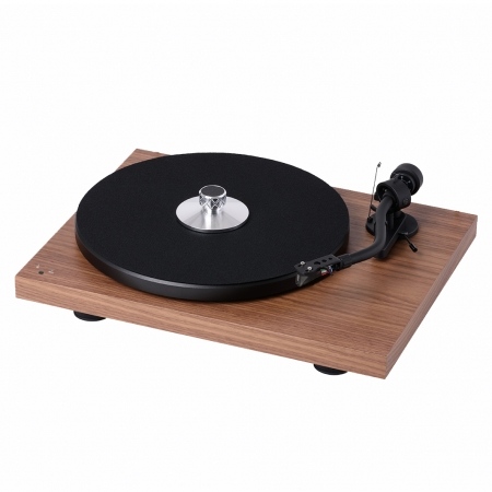 Pro-Ject Debut S-Shape walnut