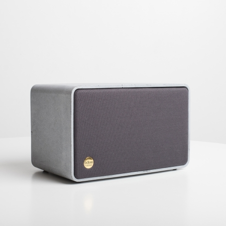b.ton - Concrete Bluetooth Speaker in anthrazit