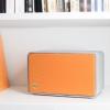 b.ton - Concrete Bluetooth Speaker in orange